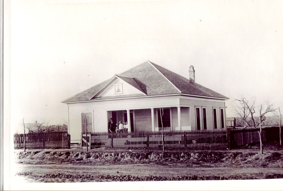 Live Oak County Historical Commission - Cunningham Home RTHL